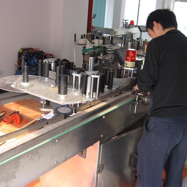 Усны саванд зориулсан лонх тусгаарлагчтай Siemens PLC автомат шошголох машин