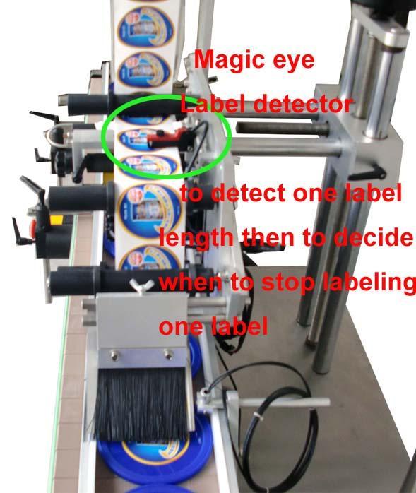 Poly уут хавтгай гадаргуугийн шошго түрхэгч Өөрчлөн тохируулсан өөрөө наалддаг наалт CE
