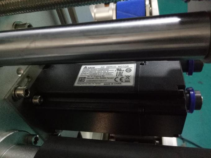 SUS304 кабинет Хувийн арчилгааны бүтээгдэхүүн бүхий хоёр талт дөрвөлжин лонхны наалт шошгоны машин