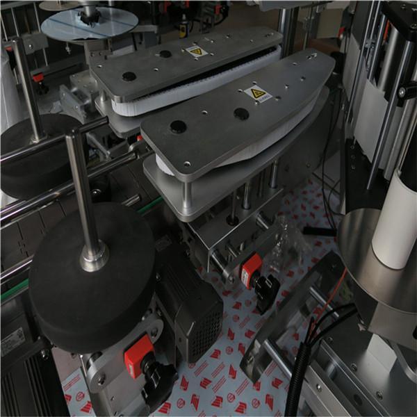 Дөрвөлжин, дугуй шилтэй автомат шошгоны машин 50HZ 2300W Эрчим хүчний систем