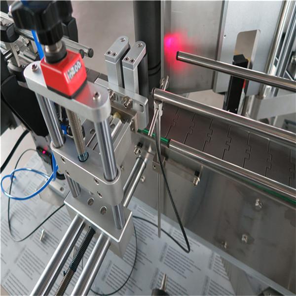 Стандарт автомат дугуй дугуй лонх шошголох машин урд ба хойд