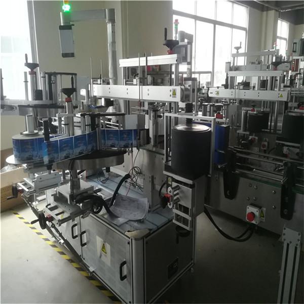 Химийн, усны хуванцар савтай 3 ширхэг шошгонд зориулсан өөрөө наалддаг наалт шошгоны машин