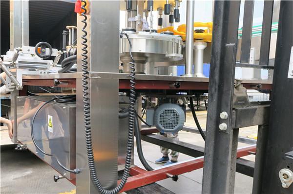 Дугуй шилэн эргэлтэт наалт шошголох машин тоног төхөөрөмж Зузаан ≥ 30мм