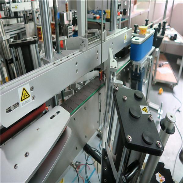 Автомат наалдамхай шошгоны машины наалт гурван шошго 250BS / мин Үйлдвэрлэлийн хурд