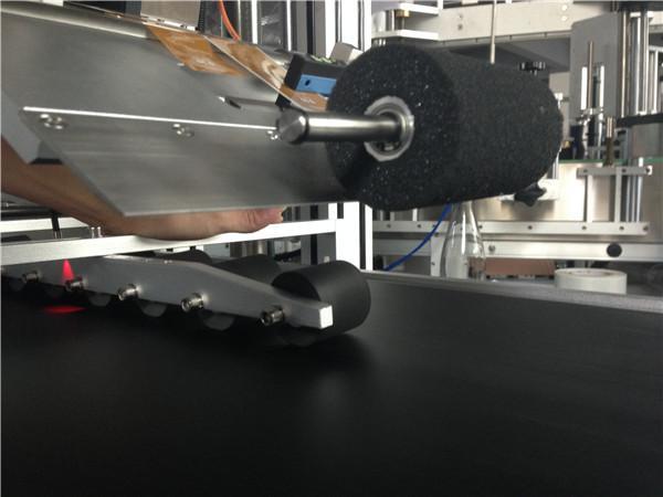 Өндөр хурдны булны дээд наалт шошгоны машины алхам моторын хяналт
