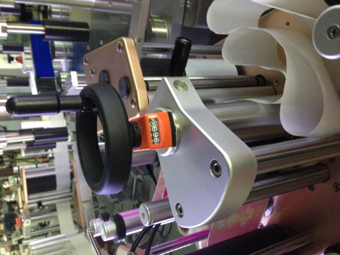 Дугуй лонхны шошго түрхэгч цахилгаан кабинетийн наалт шошголох машин
