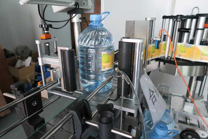 5л ундны усны дугуй лонхны наалт шошголох машин, өөрөө наалддаг шошго наах машин