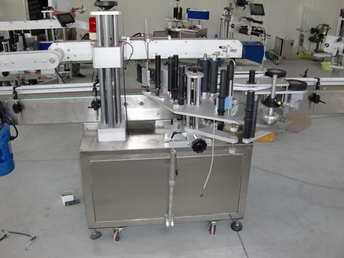 Хуванцар болон шилэн шил PLC нь автомат давхар хажуугийн шошгоны машин servo моторыг удирддаг