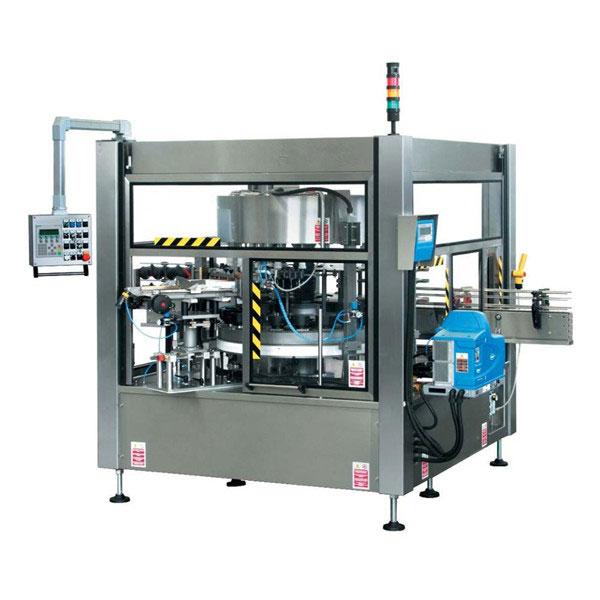 CE бүрэн автомат лонхны далавчтай эргэлтэт наалт шошголох машин