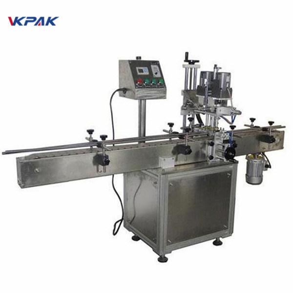 Гоо сайхны бүтээгдэхүүний бүтээгдэхүүний үйлдвэрлэлийн хоёр талт дугуй лонх шошголох машин