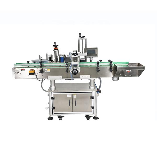 Ухаалаг PLC хяналтын автомат давхар хажуугийн наалт шошголох машин
