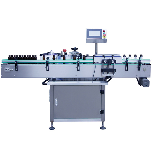 Sticker Label Machine Шошго түрхэх төхөөрөмж 380V Гурван фаз
