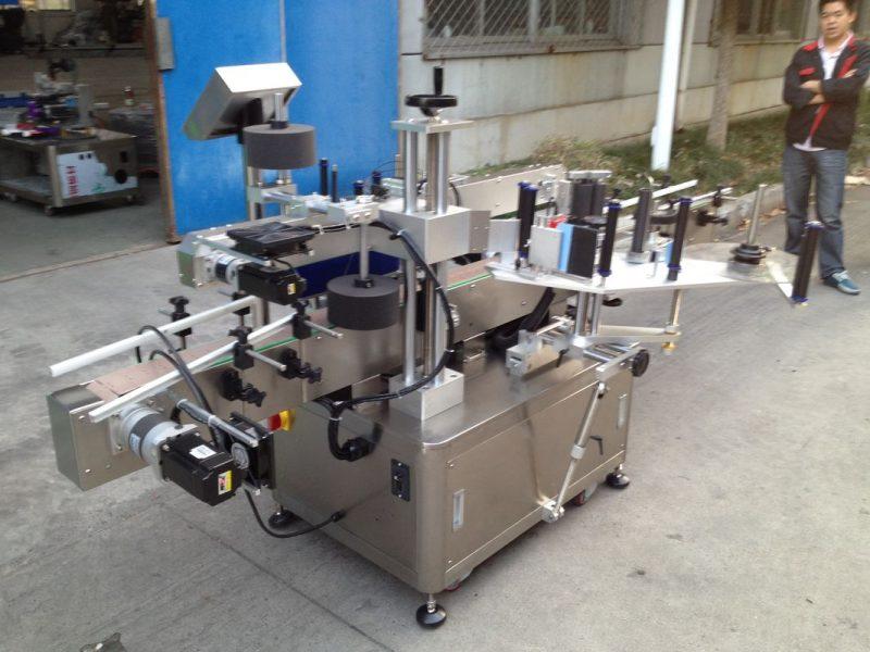 Өндөр хурдтай халуун хайлмал цавуунд зориулсан БНХАУ-ын Opp лонхны автомат наалт түрхэгч машин нийлүүлэгч
