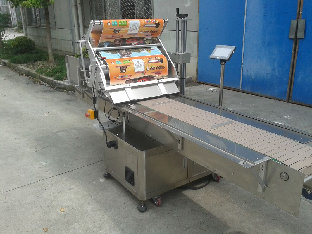 Ширээний дээд өөрөө наалддаг наалт, пейжинг хийх машинтай хавтгай гадаргуутай шошго түрхэгч