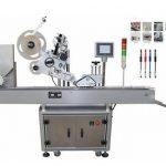 Servo Motor Plc хяналтын шилэн савыг амблаузын шилэнд зориулан шошголох машин