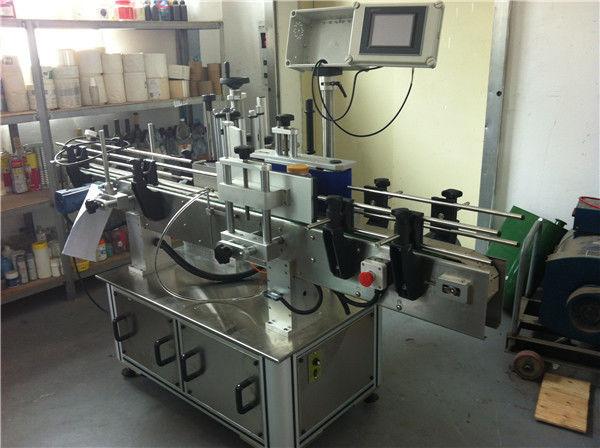 Жимс, хүнсний ногооны жүүс, ундааны үйлдвэрт зориулсан дугуй лонхны наалт шошгоны машин