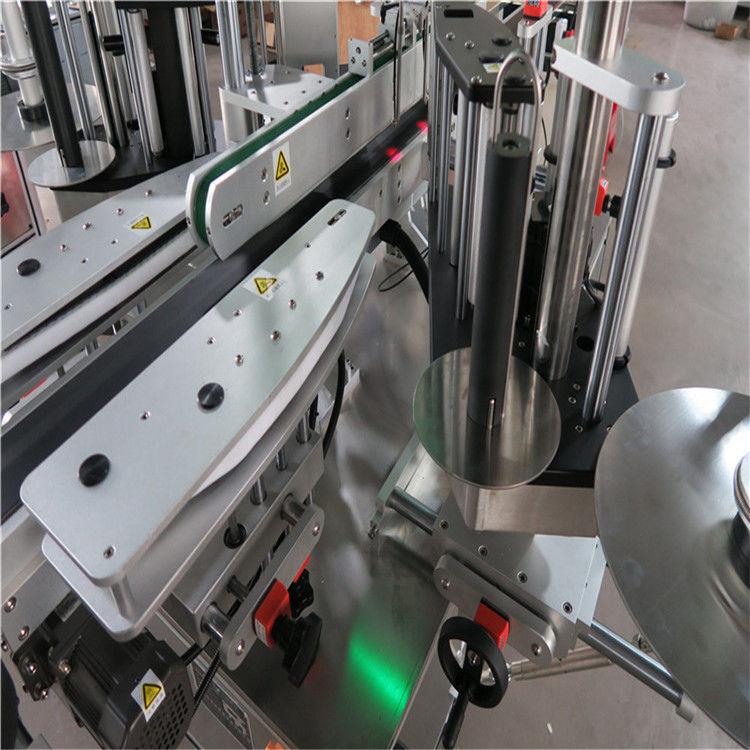 CE Автомат наалт шошголох машин, урд ба арын лонхны шошгоны машин