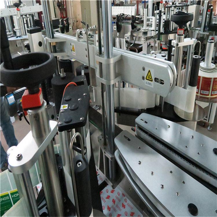 Дугуй / дөрвөлжин / Subuliform лонх нийлүүлэгч БНХАУ-ын автоматжуулсан шошго түрхэгч