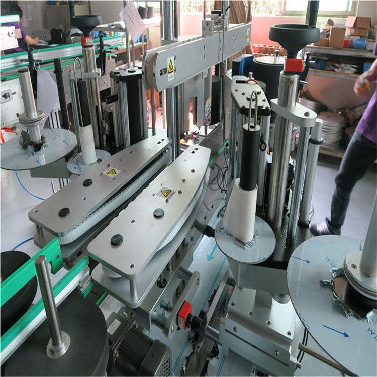 Хятад улсын бүрэн автомат наалт шошголох машин, усны лонхны урд ба арын шошгоны машин нийлүүлэгч