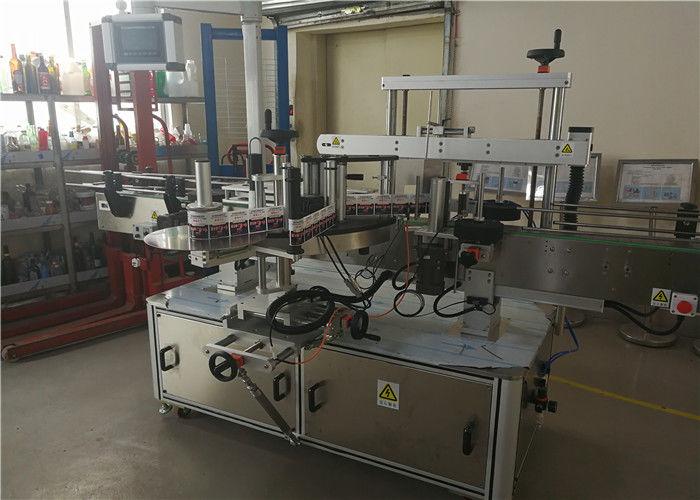 Хятад Химийн үйлдвэрт зууван шилэнд хоёр толгой зууван лонх шошголох машин
