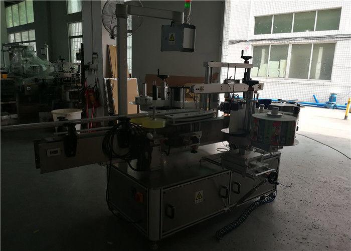 Хятад улсын хоёр талт дугуй / дөрвөлжин / хавтгай хуванцар лонхны шошголох машин, лонхны автомат шошго түрхэгч нийлүүлэгч