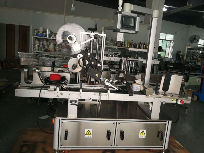 Хятад улс хуванцар уут / тараагдаагүй хайрцаг / маскны уутанд зориулсан дээд шошголох машин