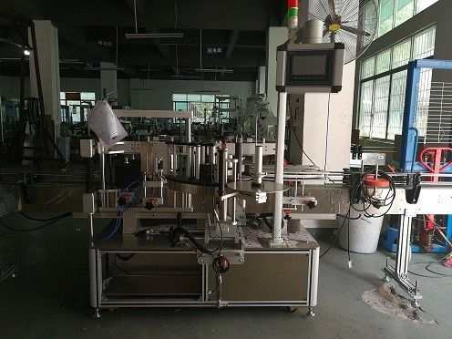 Хятад улсын хоёр талт хуванцар савны хаяг шошгоны машин / Лонхны автомат шошго нийлүүлэгч