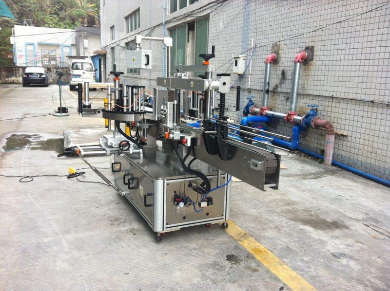 Хятад эрдэс ус дугуй дөрвөлжин конус нийлүүлэгч наалдамхай наалт түрхэгч машин