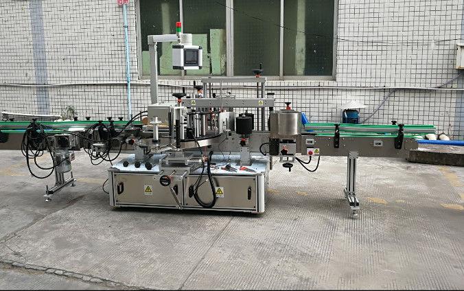 Servo Motor бүхий Хятад улсын хоёр талт автомат наалт шошголох машин
