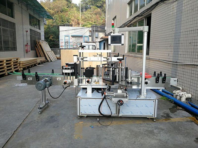 Хятад Автомат наалт Хавтгай лонхны шошголох машиныг урд ба арын нэгдсэн ханган нийлүүлэгч