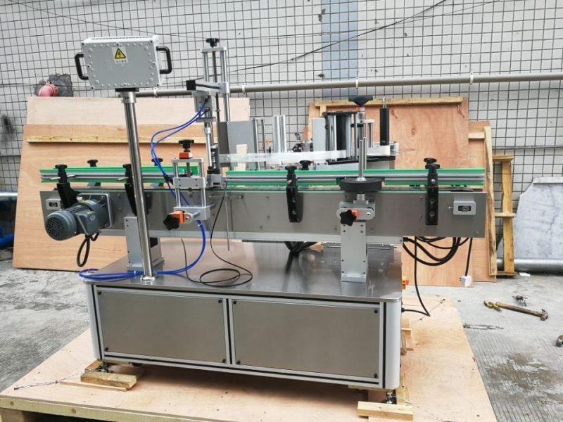 БНХАУ-ын Стандарт автомат дугуй дугуй лонх шошголох машин урд ба арын ханган нийлүүлэгч